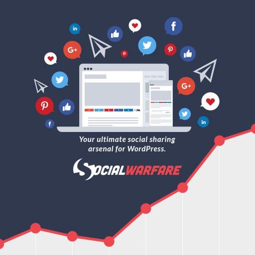 Social Warfare WordPress plugin